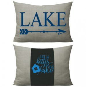LAKE PILLOWS