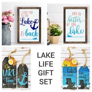 Lake Life Gift Set