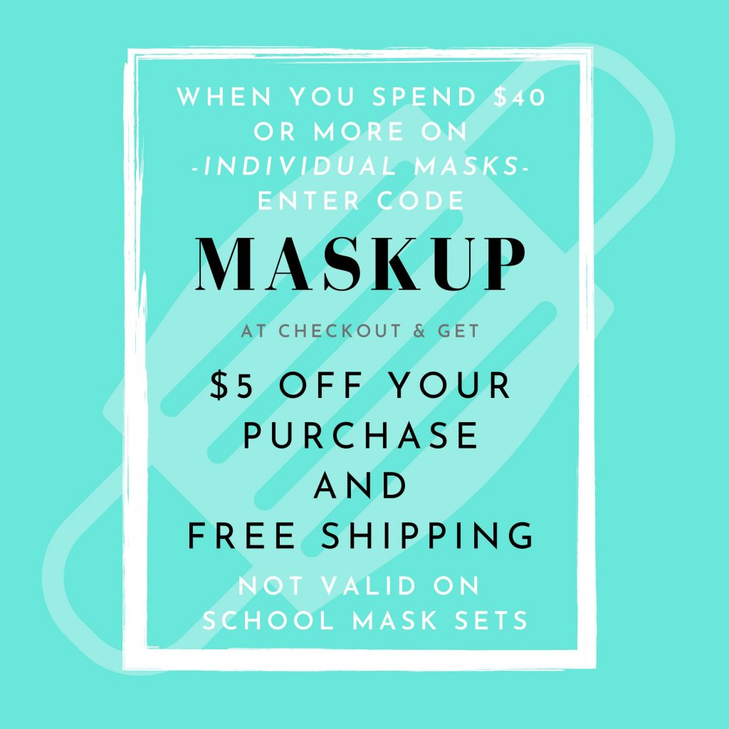 MASK UP DISCOUNT