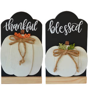 Thankful and blessed chalkboard signs thumbnail