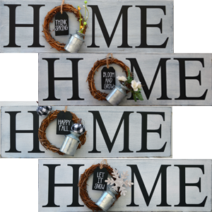 interchangeable home sign thumbnail